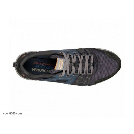 Skechers Scarpe Escape Plan, Trail Sport, uomo Art. 51591