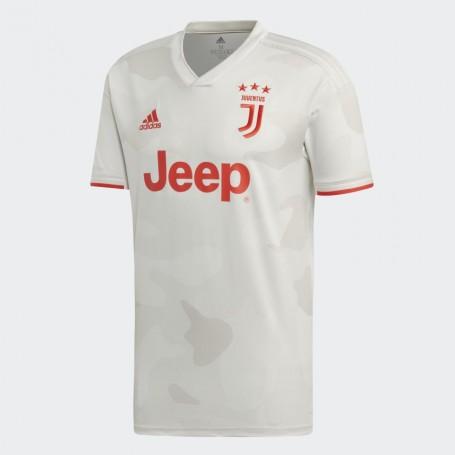 Adidas Maglia Away Juventus, Uomo - Art. DW5461 (Core White/Raw White)