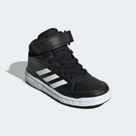 Adidas Scarpa Alta Uomo Nero | Pallino