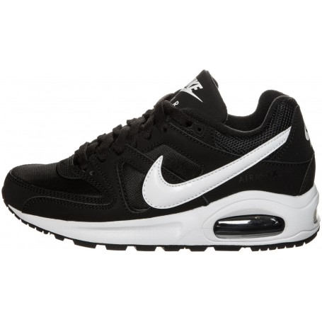 Nike Scarpe Air Max Command Flex (GS), Junior Art. 844346 011 (BlackWhite)