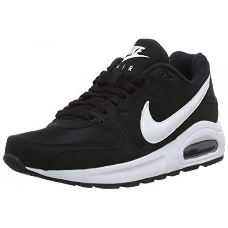 Nike Scarpe Air Max Command Flex (GS), Junior Art. 844346 011 (BlackWhite)