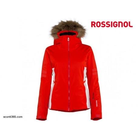 Rossignol giacca da neve Controle W, Donna Art. RLGWJ28 304 (Rosso)