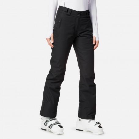 Rossignol Pantalone da sci W RAPIDE, Donna- Art. RLIWP06-200 (Nero)