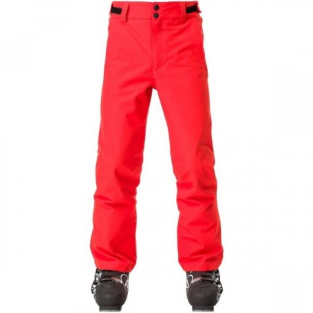 Rossignol Pantalone da sci SKI PANT BOY, Ragazzo - Art. RLIYP03-304 (Crimson)