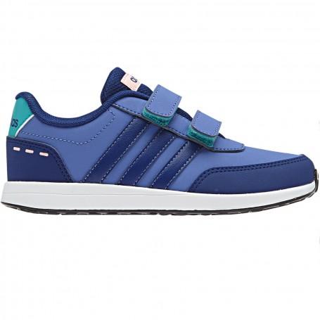 Adidas Scarpe VS Switch 2 CMF C, Bambine/i - Art. B76052 (Realil/Mysink/Cleora)