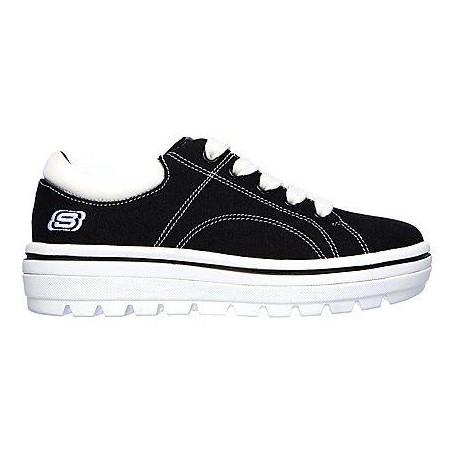 Skechers Scarpe Street Cleats 2 Bring It Back, Bambina Art. 84706LBLK (Black)