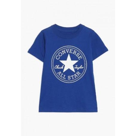 Converse T-Shirt Core Chuck Patch Tee, junior - Art. 966500-024 (Blue)
